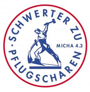 Logo Schwerter zu Pflugscharen (RGB)